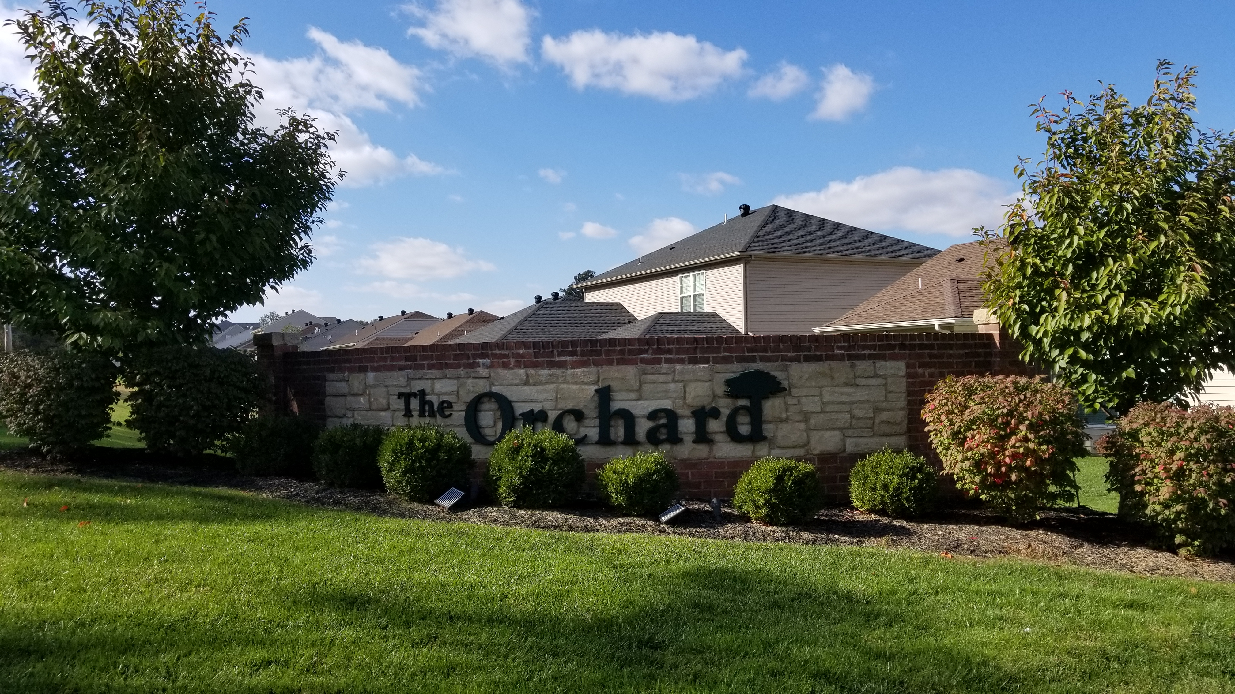 Evansville Homes for Sale in The Orchard Subdivision in Evansville