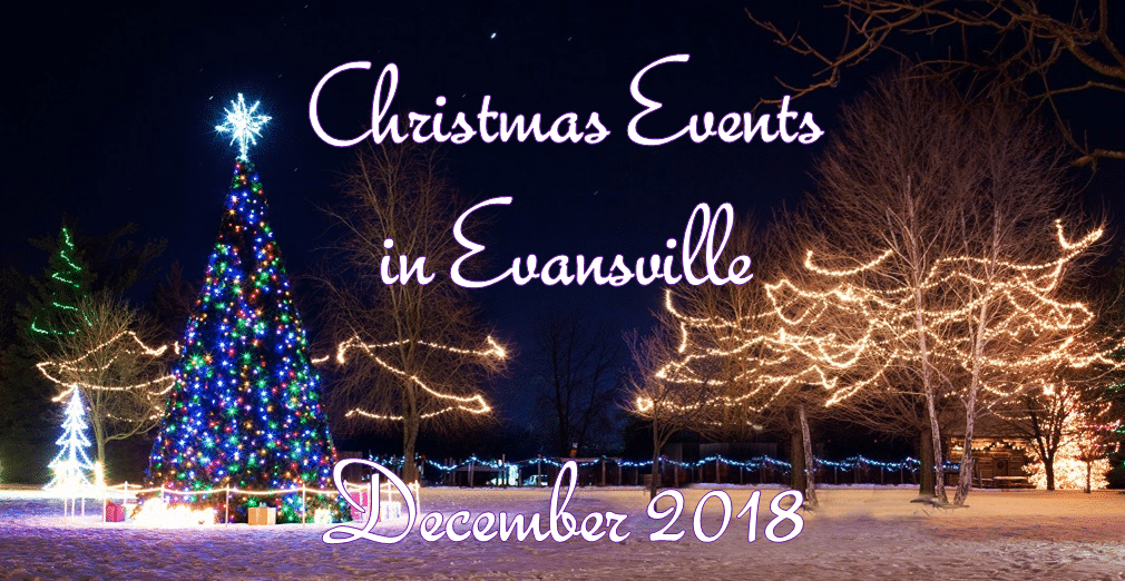 See what Christmas events in Evansville are coming up!